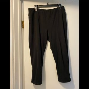 Just Be Capri leggings large